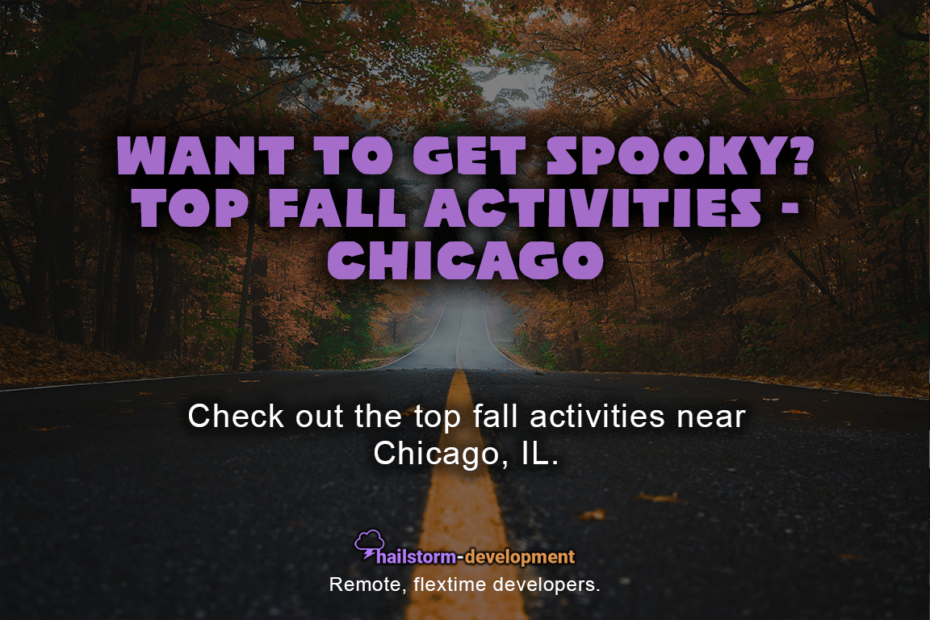 Chicago Il Halloween Events 2020 Want to Get Spooky? Check Out These Top Fall Activities Near